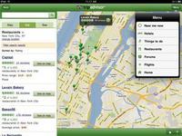 Aplicaciones viajeras para el iPad: Tripadvisor suma la propia