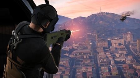 Y otra galería más del 'Grand Theft Auto V' mientras esperamos a que llegue el segundo tráiler