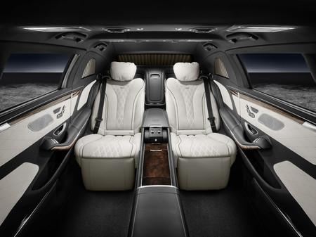 Mercedes Maybach S600 Pullman Guard 4