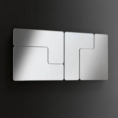 Foto 3 de 5 de la galería un-espejo-inspirado-en-el-tetris en Decoesfera