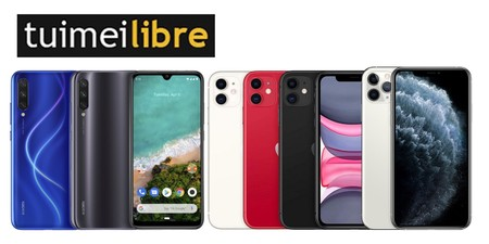 iPhone 11, 11 Pro o Xiaomi Mi A3: las ofertas de la semana en tuimeilibre