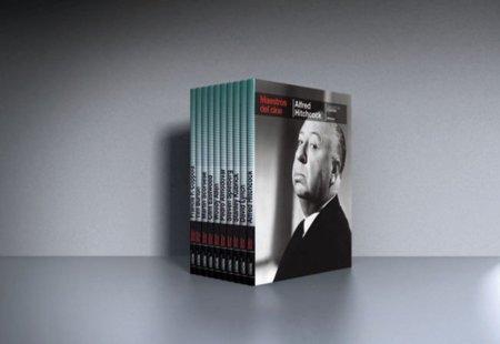 Colección de libros Maestros del Cine de Cahiers du Cinéma