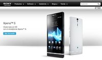 Sony lanza nuevo sitio web de Sony Mobile