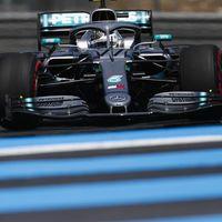 Valtteri Bottas es el más rápido en Francia y los McLaren sorprenden adelantando a Red Bull