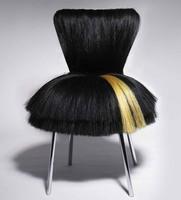 Asientos fabricados con pelo
