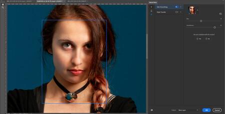 suavizar piel en photoshop filtros neuronales cc 2021