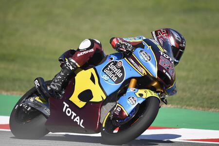 Lowes Barcelona Moto2 2020
