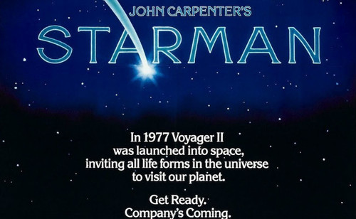 Ciencia-ficción: 'Starman', de John Carpenter