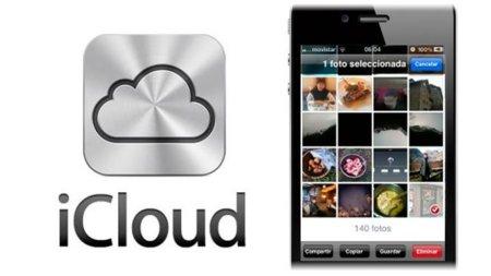 iOS 5.1 incluirá la opción de borrar fotos de iCloud de forma indiviual