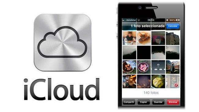 iOS 5.1 permitirá borrar fotos en iCloud