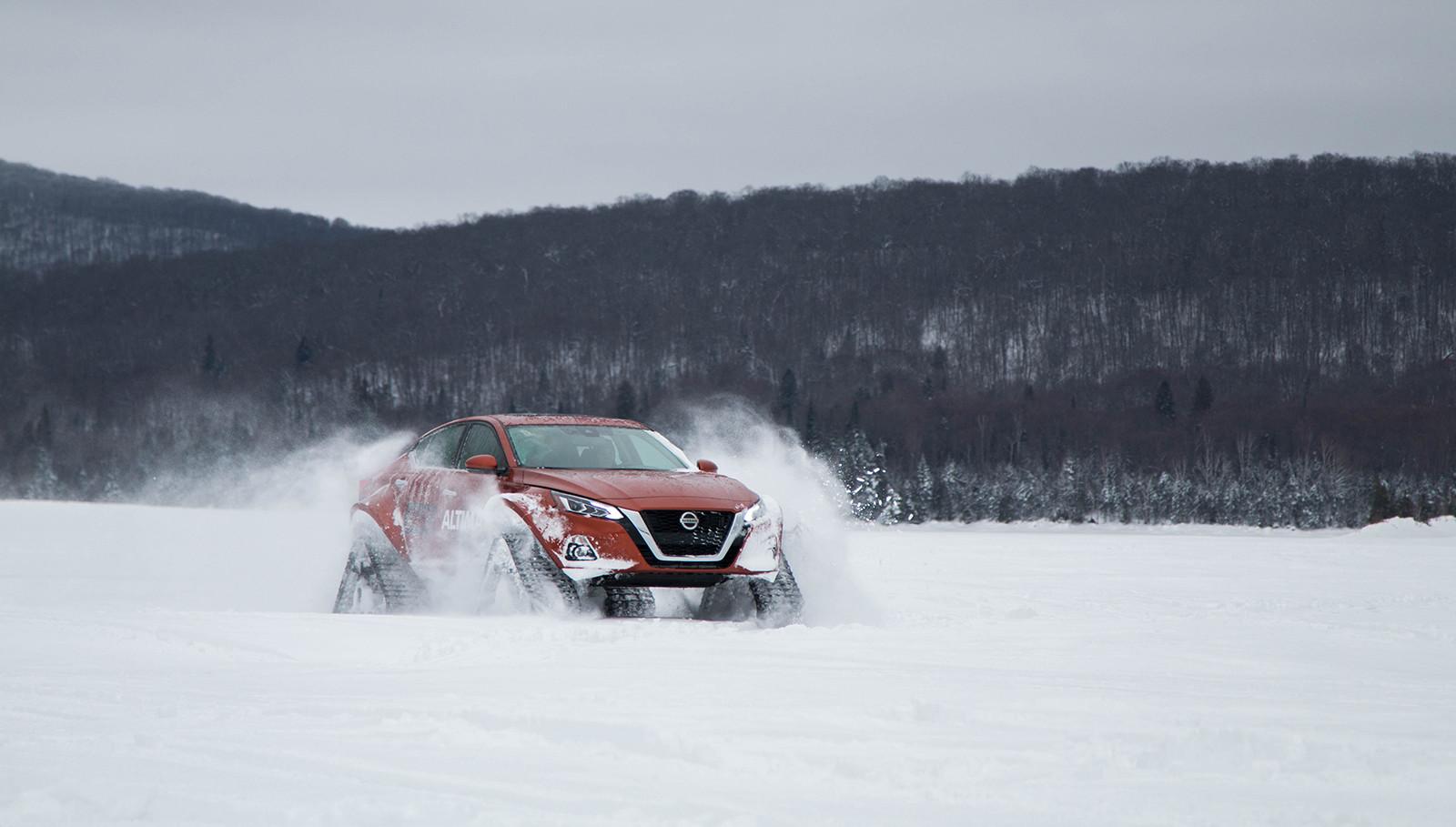Foto de Nissan Altima-te AWD Concept (11/19)