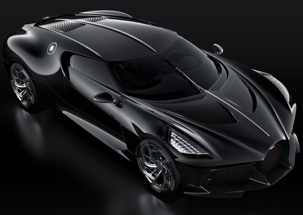 Foto de Bugatti La Voiture Noire (12/28)