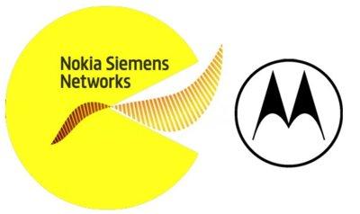 Nokia Siemens Network adquiere la división de redes de Motorola