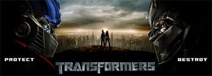 Transformers, los anuncios para la televisión