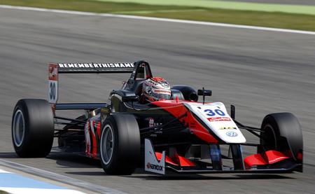 Max Verstappen 2014 Hockenheim F3