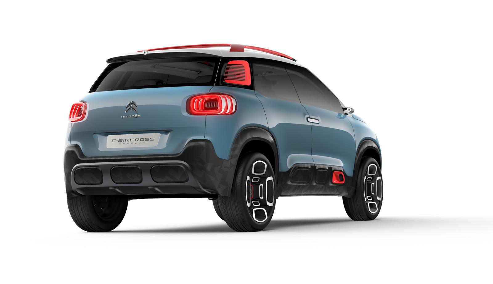 Foto de Citroën C-Aircross Concept (5/12)