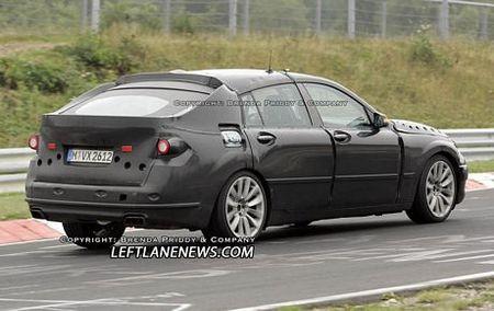 BMW Progressive Activity Sedan