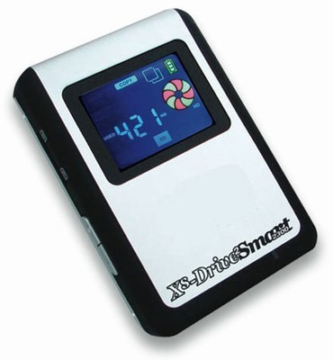 XS-Drive 2 Smart 2300, disco duro para fotógrafos