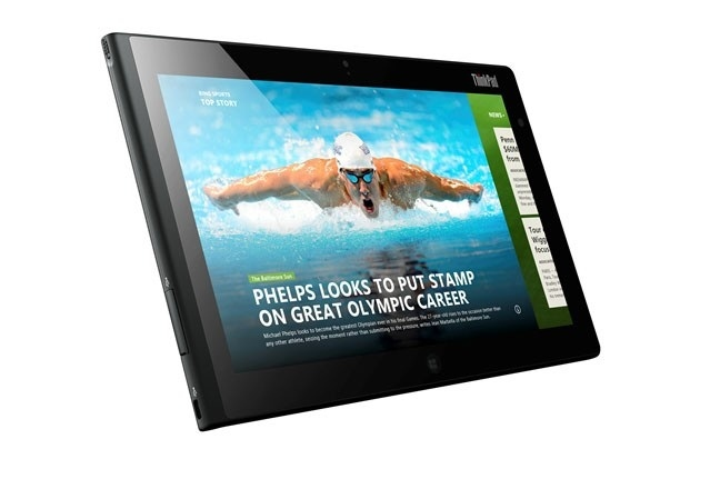 Thinkpad tablet 2 con windows 8 de Lenovo