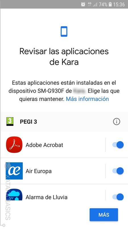 Apps Instaladas