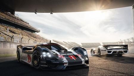Porsche tendrá por fin su Vision Gran Turismo, que acompañará al 917 Living Legend y al Taycan Turbo S en el videojuego
