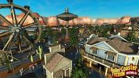 Roller Coaster Tycoon World vuelve a gritar con fuerza en su nuevo tráiler