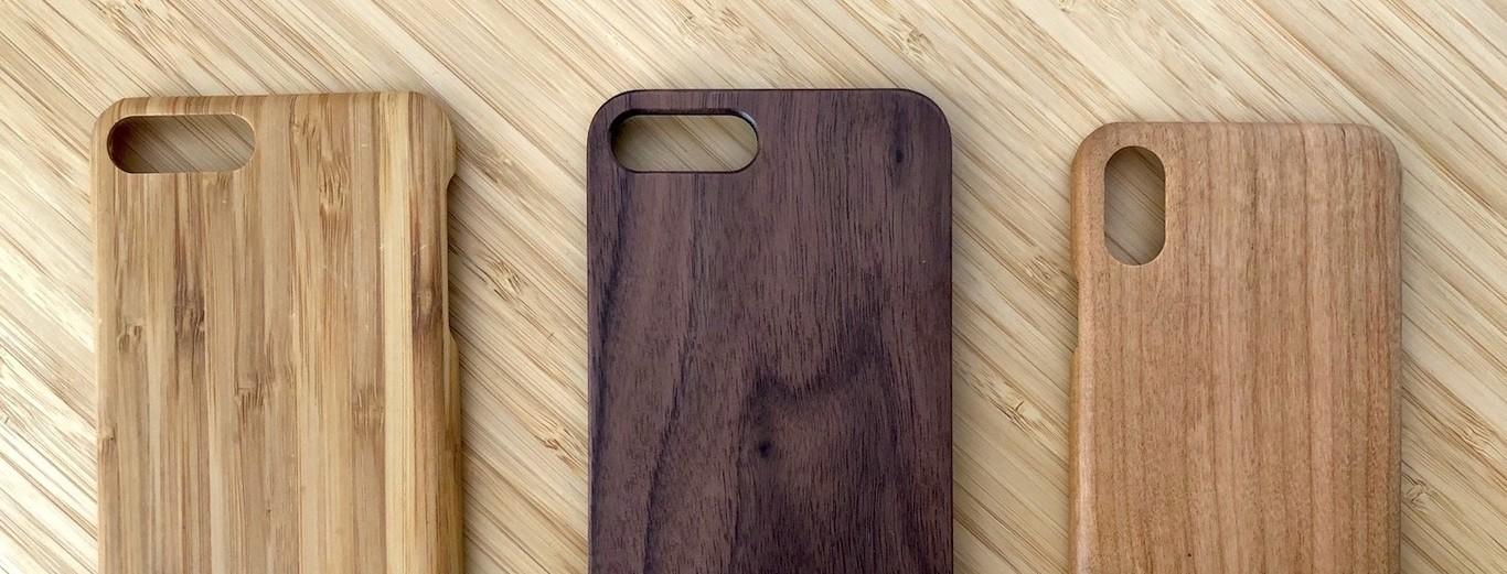 1fae9ea73e1 EcoCase de Woodcessories: la carcasa perfecta de madera para iPhone tiene  nombre y apellidos