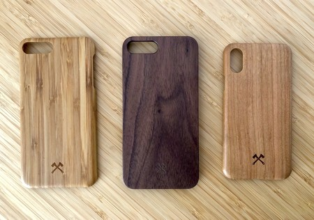 fundas iphone 5 madera