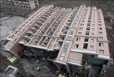 Los extravagantes edificios de Shangi