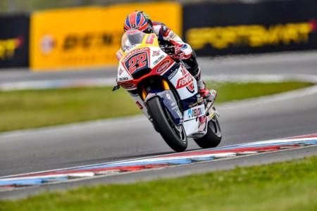 Sam Lowes Moto2 Gp Republica Checa 2016