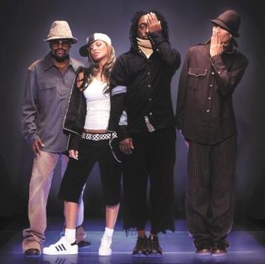 Black Eyed Peas vetados en Malaisia
