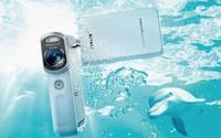 Sony ha presentado dos videocámaras y un altavoz portátil resistentes al agua