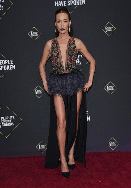 Maggie Q Peoples Choice Awards 2019