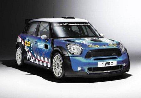 Eliseo Salazar correrá el Rally de Argentina con Prodrive