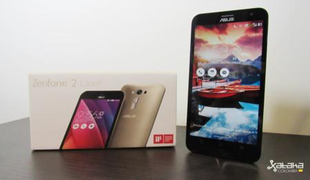 Review Asus Zenfone 2 Láser, un teléfono que quiere ser el rey de la gama media