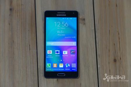 Samsung Galaxy A5 frontal