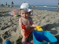 La foto de tu bebé: Talia disfrutando de las vacaciones