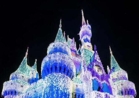 Disneyland Palacio