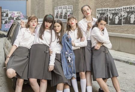 'Las niñas': la triunfadora del Festival de Málaga es un gran debut de Pilar Palomero y una de las mejores películas de 2020