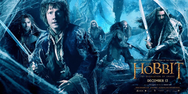 Foto de 'El hobbit: La desolación de Smaug', nuevos carteles de la segunda parte de la trilogía (1/5)