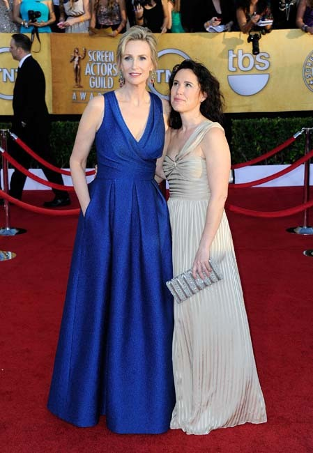 Jane Lynch Screen Actors Guild Awards