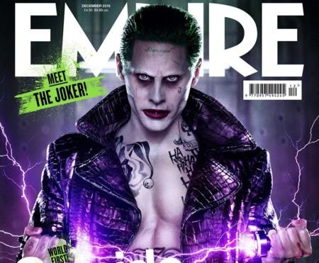 'Escuadrón Suicida (Suicide Squad)', nuevas imágenes del Joker y los otros supervillanos de Warner