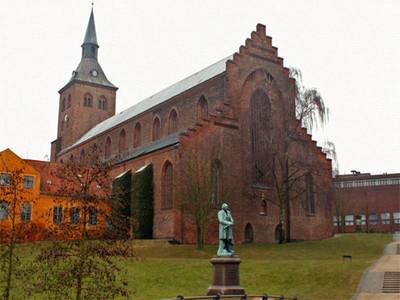 Tras los pasos de Andersen en Odense (Dinamarca)