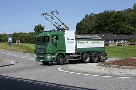 Scania y Siemens se unen para desarrollar vehículos eléctricos
