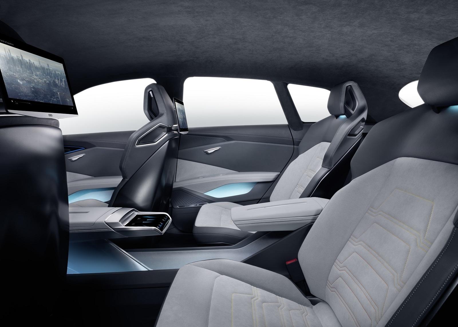 Foto de Audi h-tron quattro concept (7/8)