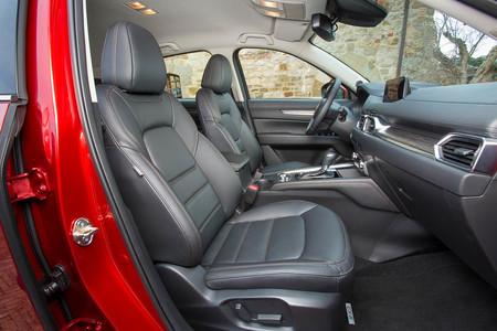 Mazda Cx 5 asientos delanteros