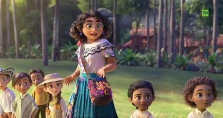 Primer tráiler de 'Encanto', la nueva película animada de Disney inspirada en Colombia que se estrena el 26 de noviembre