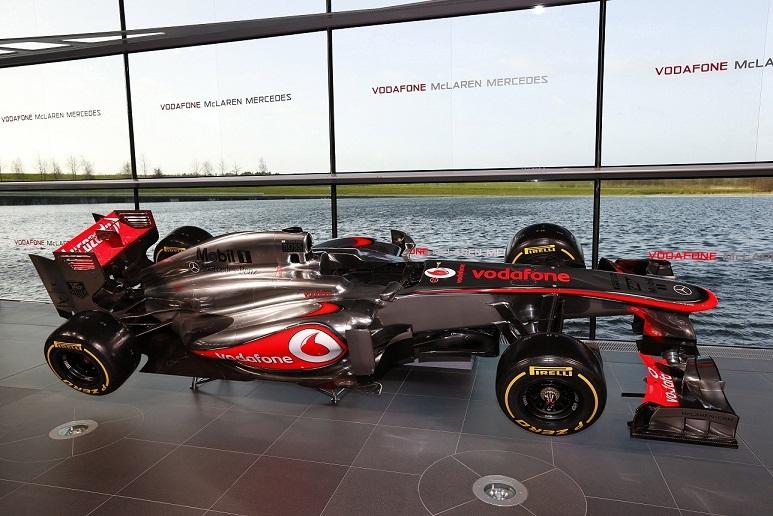 Foto de McLaren-Mercedes MP4-28 (1/5)