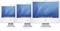 ¡Nuevo iMac de 24 pulgadas! ¡Toda la gama se pasa a Core 2 Duo!