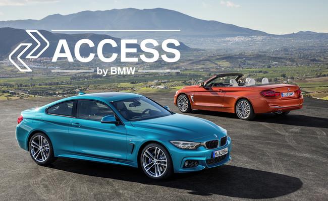 """BMW se lanza a la moda de los servicios de suscripción con """"Access by BMW"""", en este caso en Estados Unidos"""